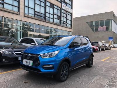 2019年3月 比亚迪 元新能源 EV360 智联炫酷型图片
