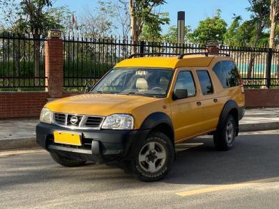 日产 ZN厢式车  2011款 2.4L四驱标准型5座ZN6493