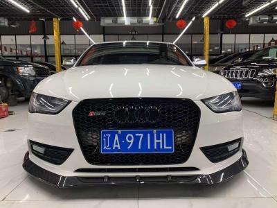 奧迪 奧迪A4L  2013款 35 TFSI 自動豪華型