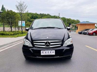 奔驰 唯雅诺  2012款 2.5L 舒适版图片
