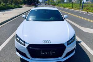 2018年6月 奥迪 奥迪TT  TT Coupe 45 TFSI图片