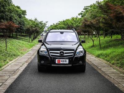 2012年10月 奔驰GLK级 2012款 GLK 300 4MATIC 动感型图片