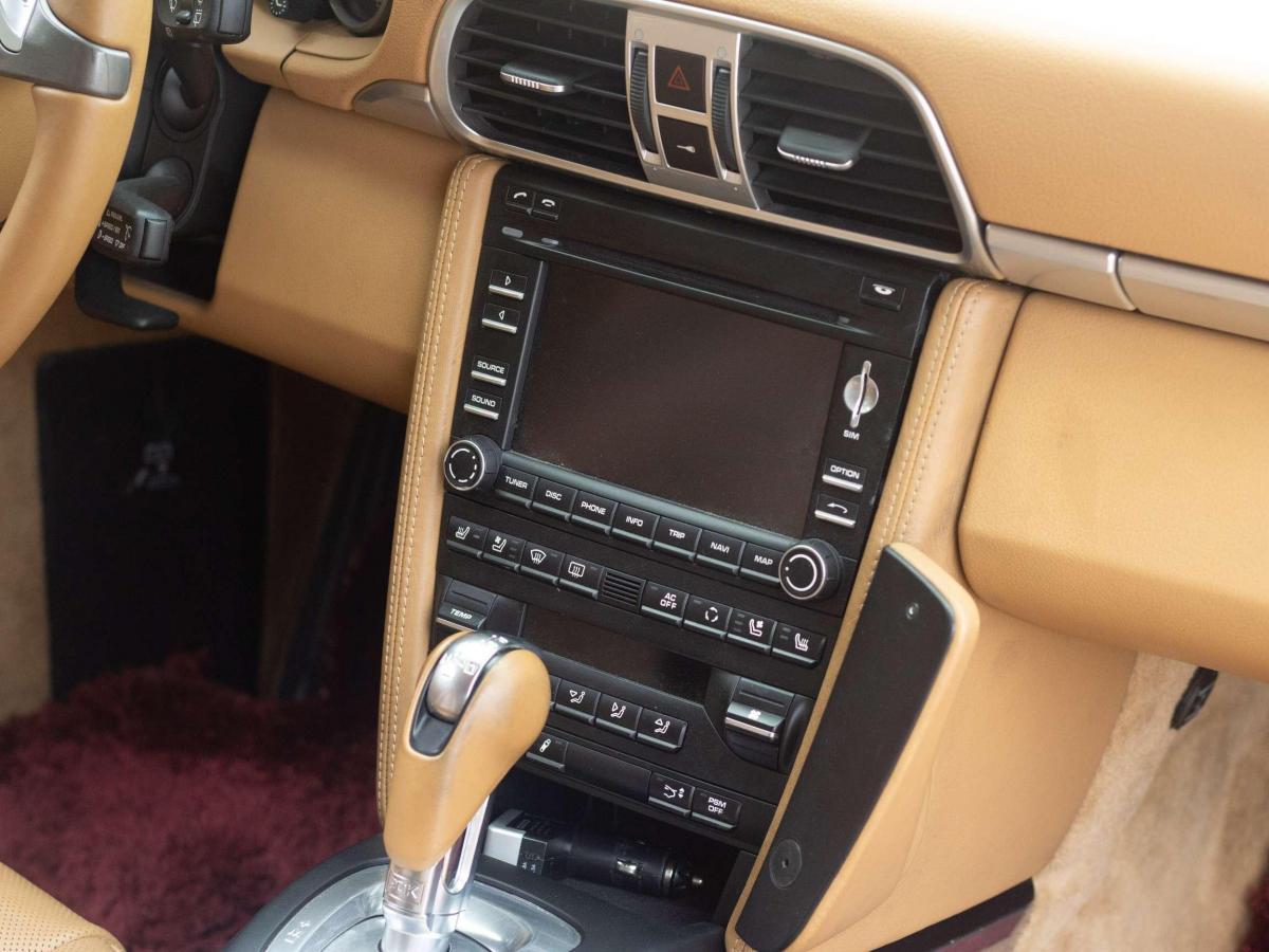 保时捷 911  2010款 Carrera S 3.8L图片
