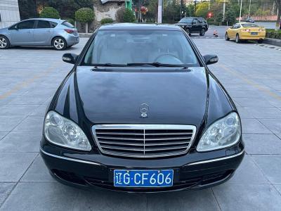 奔馳 奔馳S級  2004款 S 350圖片