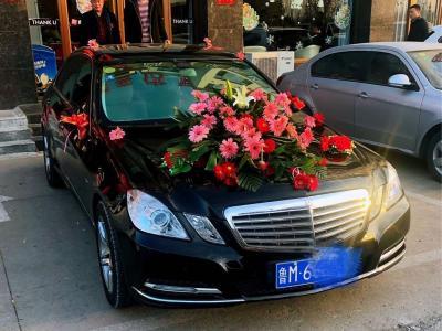 奔驰 奔驰E级  2012款 E 260 L CGI时尚型图片