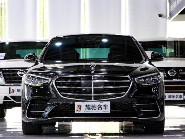 奔驰S级 2021款 S 450 L 4MATIC