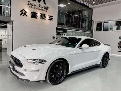 福特 Mustang  2019款 2.3L EcoBoost 暗夜騎士運動版
