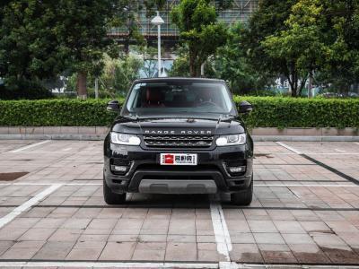 2016年6月 路虎 揽胜运动 2016款 版 3.0 V6 柴油 欧规型图片