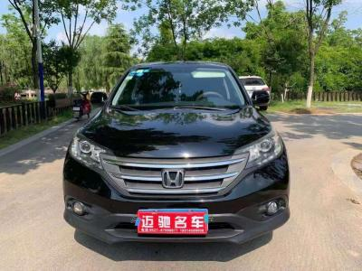 2012年6月 本田 CR-V 2.4L 四驱豪华版图片