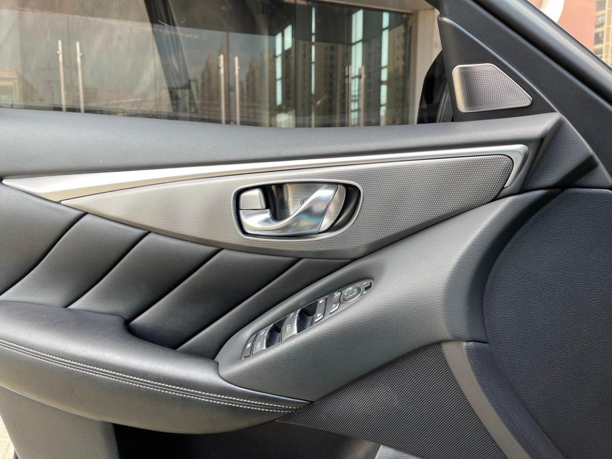 英菲尼迪 Q50L  2016款 2.0T 进取版图片