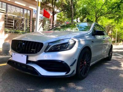 奔驰 奔驰A级AMG  2017款 改款 AMG A 45 4MATIC