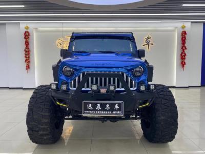 2016年5月 Jeep 牧马人(进口) 3.6L Rubicon 四门舒享版图片
