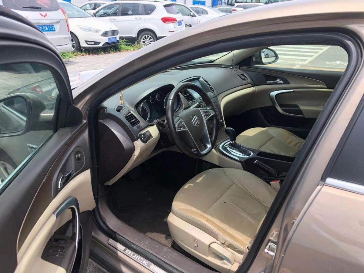 别克 君威  2011款 2.4L SIDI舒适版图片