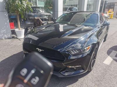 2017年11月 福特 Mustang(进口) 2.3T 运动版图片