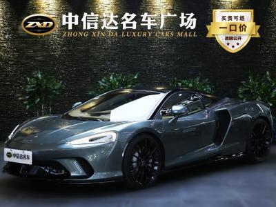 2020年7月 迈凯伦 GT 4.0T 标准型图片