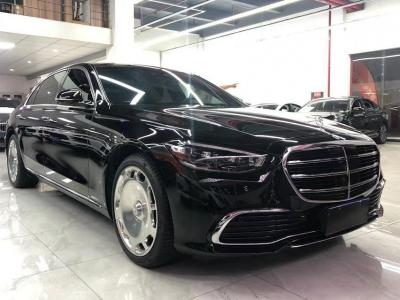 2021年8月 奔驰 奔驰S级(进口) S 400 L 豪华型图片