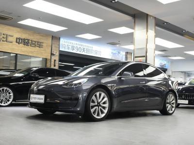 2020年4月 特斯拉 Model 3 标准续航后驱升级版图片