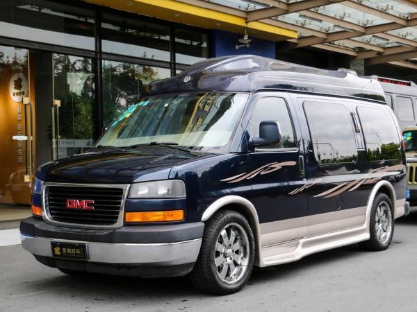 GMC SAVANA 2007款5.3L