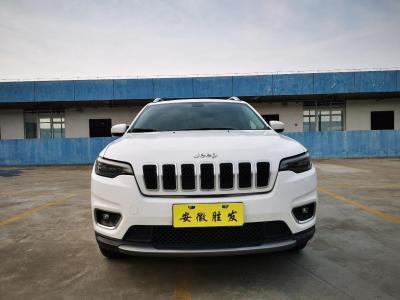 Jeep 自由光  2019款 2.0T 四驱专享版图片