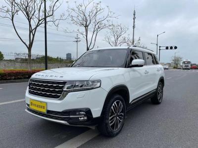 2018年10月 北汽昌河 Q7  1.5T CVT精英型圖片