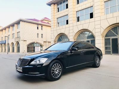2013年7月 奔驰 奔驰S级(进口) S 300 L 商务型 Grand Edition图片