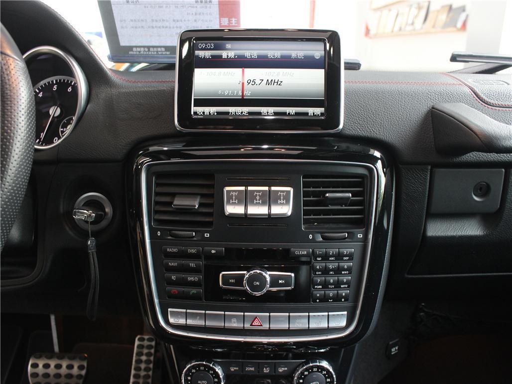 奔驰 奔驰G级  2015款 G 500 重装版图片