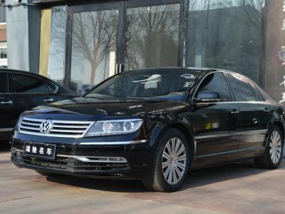 2011年6月 大众 辉腾(进口) 3.6L V6 4座加长Individual版图片