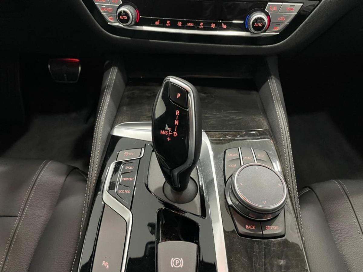 宝马 宝马5系  2018款 530Li xDrive M运动套装图片