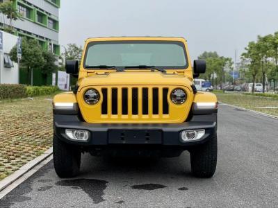 Jeep 牧馬人  2019款 2.0T Sahara 四門炫頂版圖片