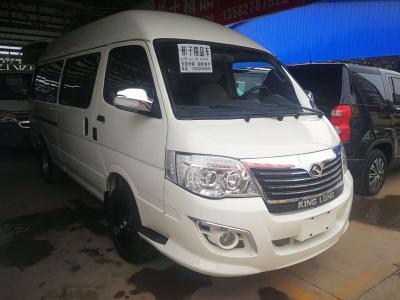 金旅 海獅  2019款  2.0L汽油廂貨版龍運GL850長軸高頂V20圖片