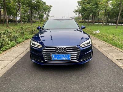 奥迪 奥迪A5  2019款 Coupe 40 TFSI 时尚型图片