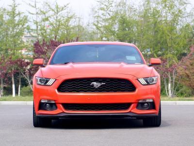 2016年4月 福特 Mustang(进口) 美规版图片