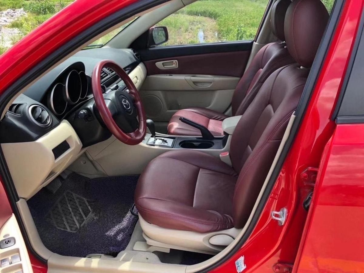 马自达 马自达3  2012款 1.6L 自动经典标准型图片