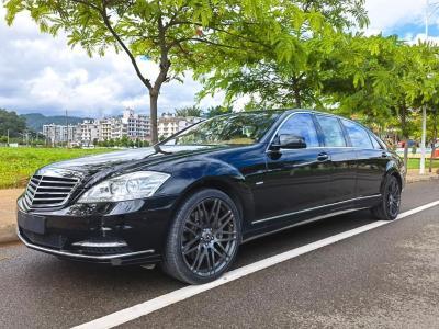 奔馳 奔馳S級  2012款 S 500 L 4MATIC Grand Edition