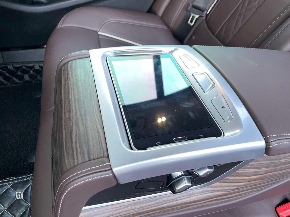 宝马 宝马5系  2020款 530Li 尊享型 豪华套装图片