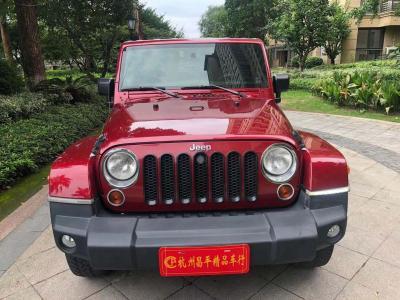 2012年10月 Jeep 牧马人(进口) 3.6L Sahara 两门版图片