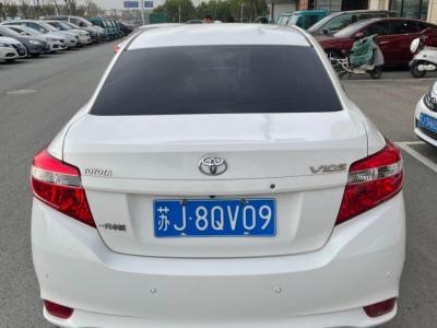 丰田 威驰  2016款 1.5L 手动智臻星耀版