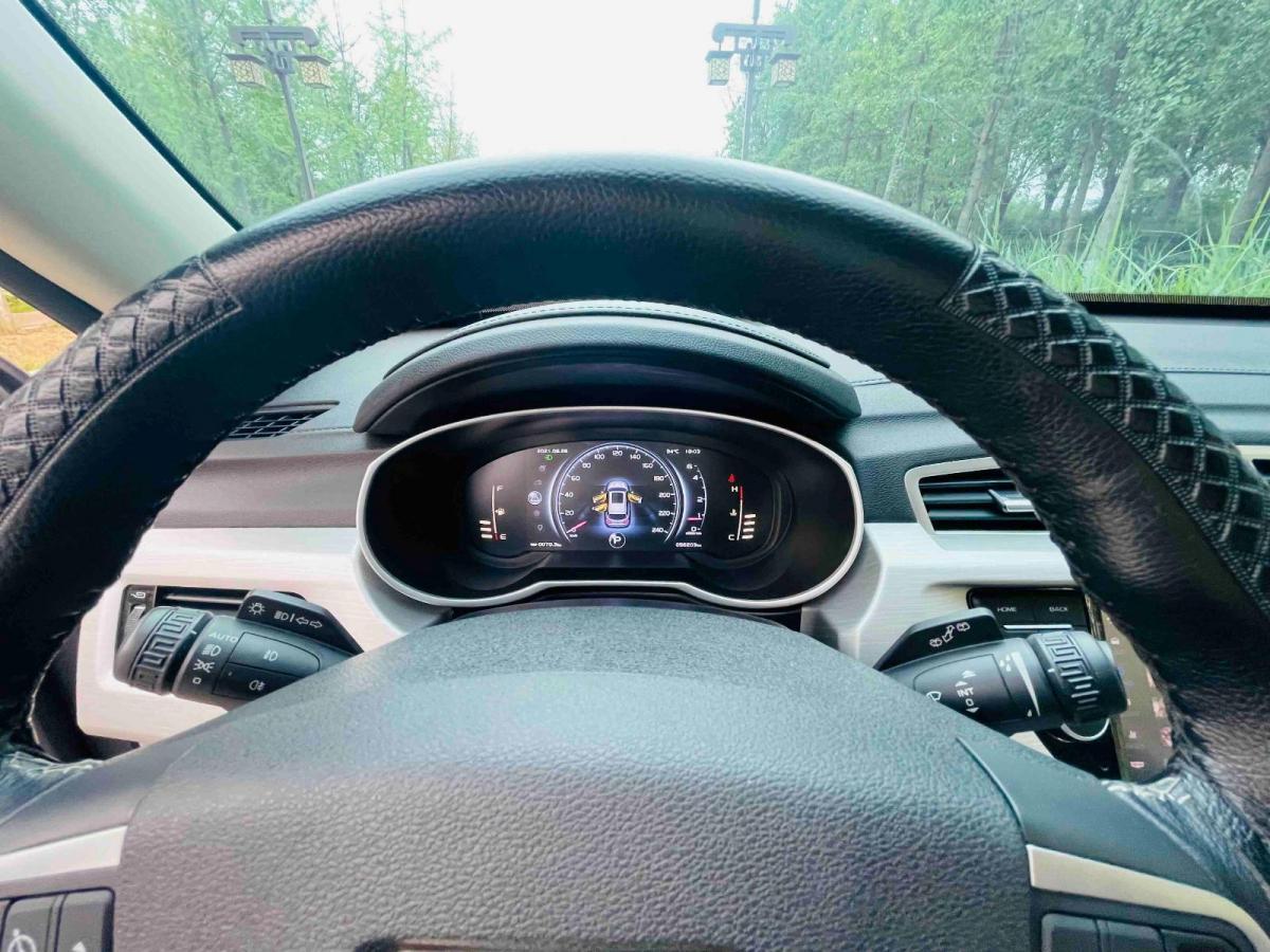 吉利 帝豪GS  2018款 运动版 1.8L 自动领尚型图片