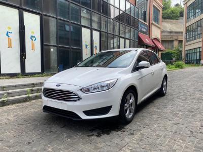 福特 福克斯  2018款 兩廂經典 1.6L 自動舒適型智行版