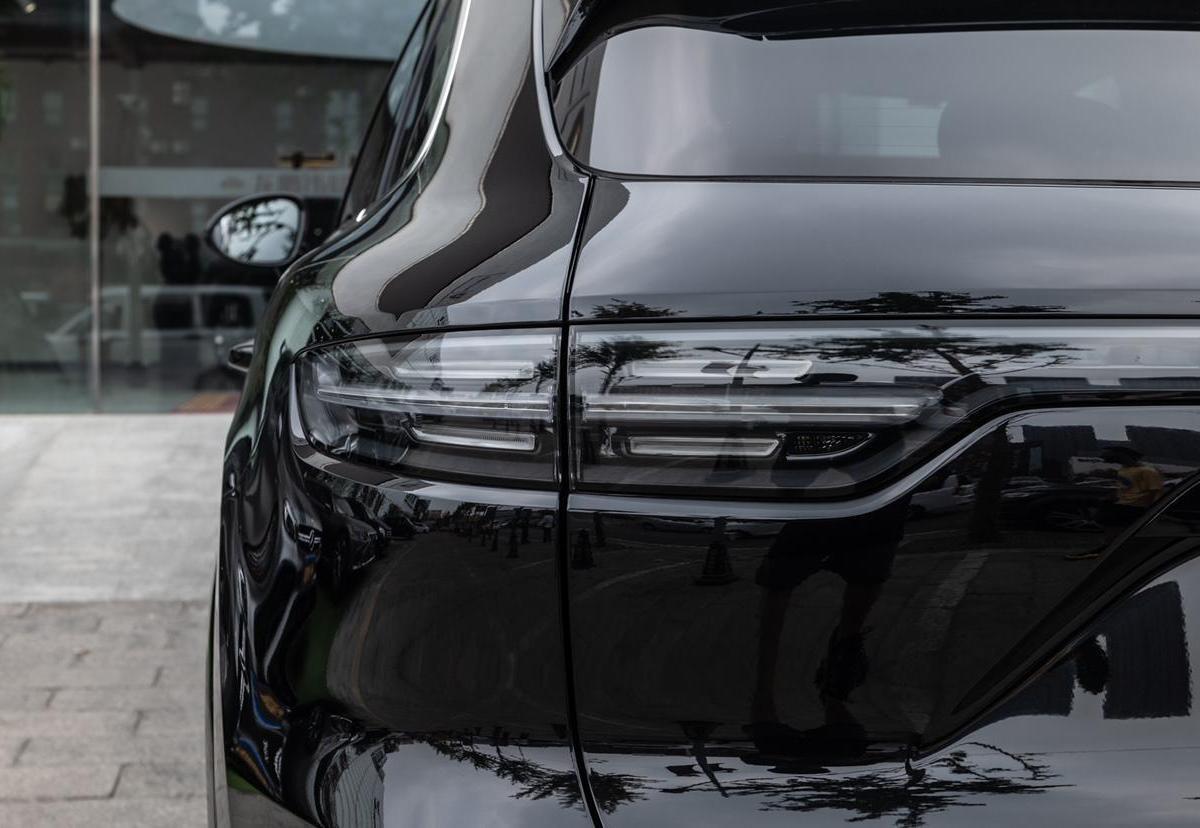 保时捷 Cayenne  2020款 Cayenne Turbo 4.0T图片