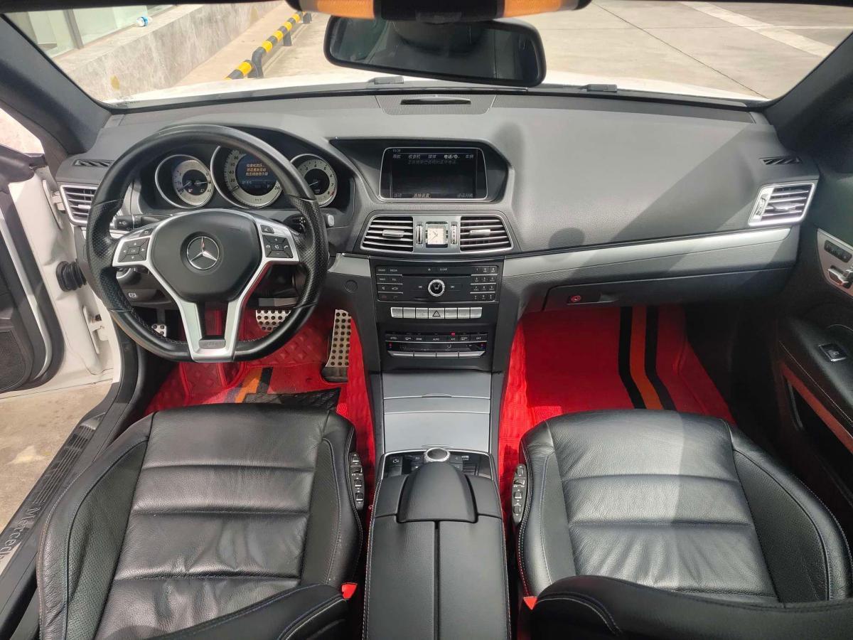 奔驰 奔驰E级  2017款 E 200 轿跑车图片