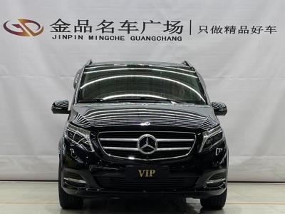 2019年3月 奔驰 V级  V 260 L 尊贵加长版 国VI图片