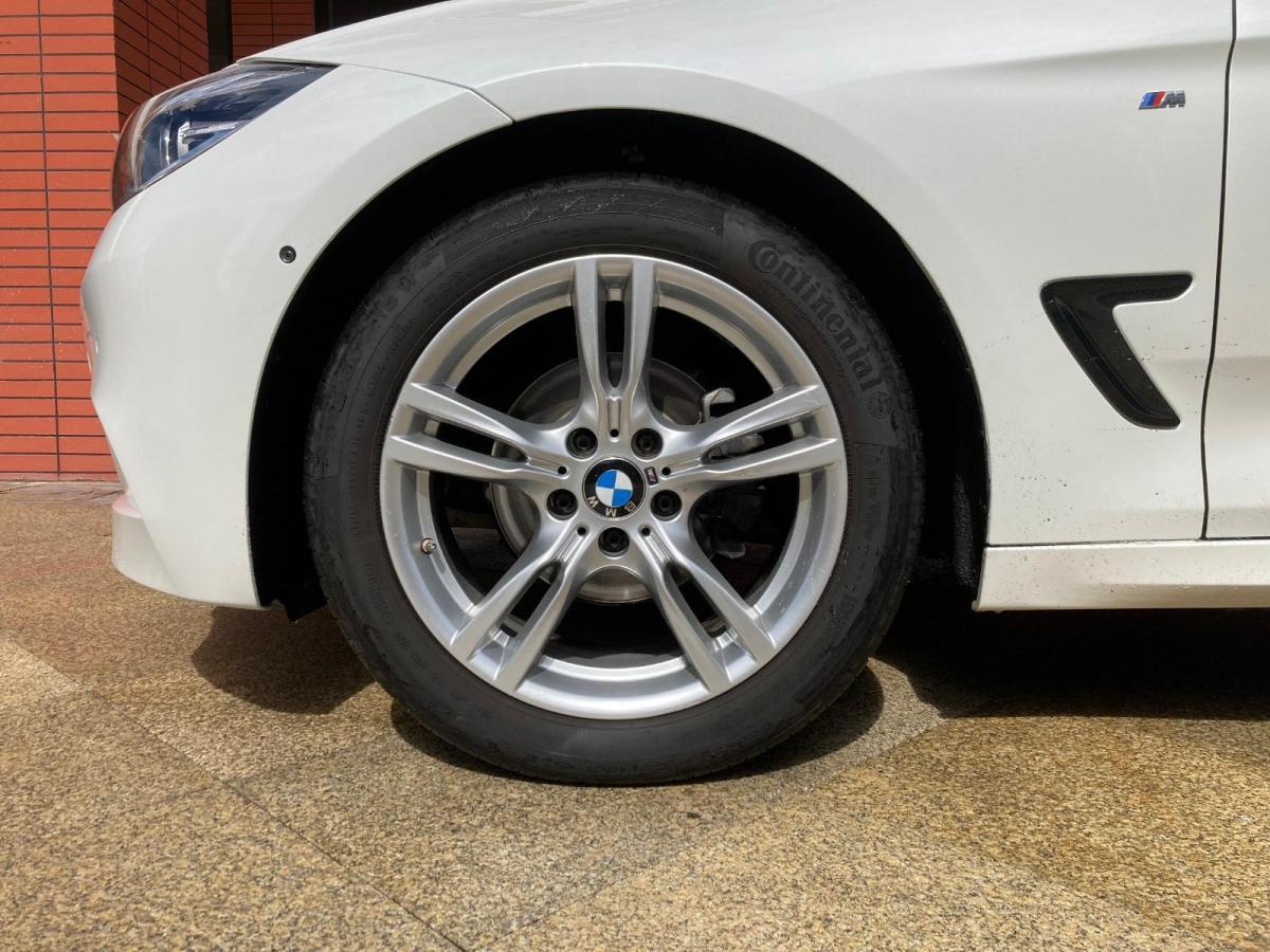 宝马 宝马3系GT  2019款 320i M运动型图片