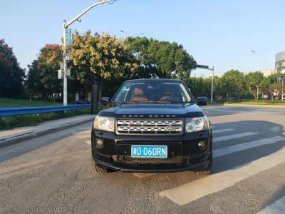 2012年10月 路虎 神行者2  2.0T Si4 HSE汽油版图片