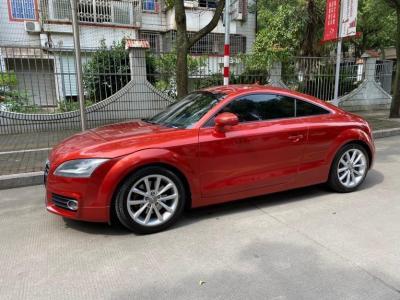 2011年11月 奥迪 奥迪TT(进口) TT Coupe 2.0TFSI图片
