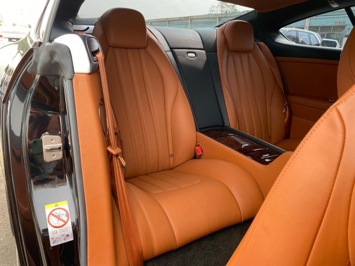 宾利 欧陆  2012款 6.0T GT W12图片