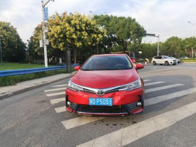 2018年6月 丰田 卡罗拉  1.2T S-CVT GL-i智辉版图片