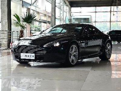2011年8月 阿斯顿·马丁 V8 Vantage 4.7L Sportshift Coupe图片