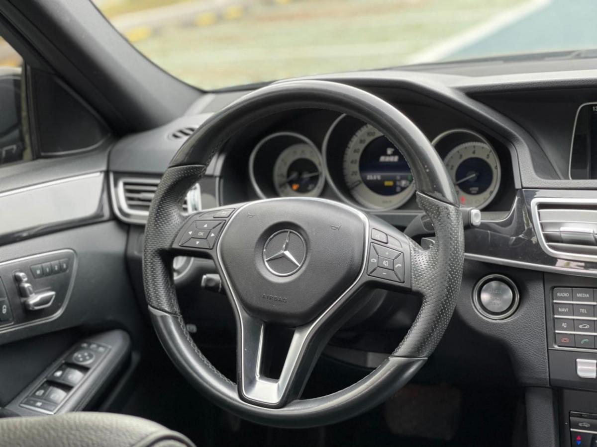 奔驰 奔驰E级  2015款 改款 E 200 L 运动型图片