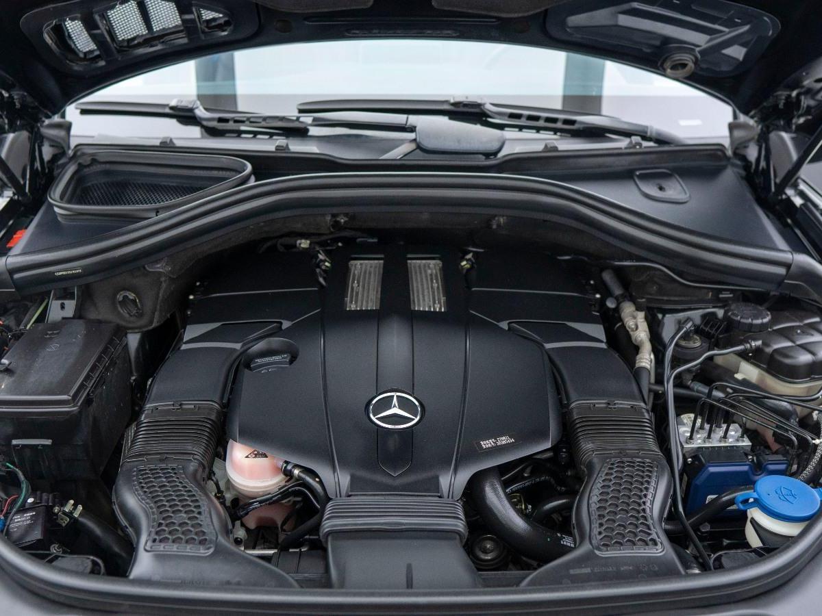 奔驰 奔驰GLS 2016款 GLS 450 4MATIC美规版图片
